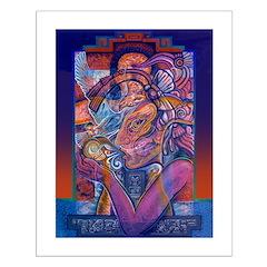 Offering to Quetzalcoatl Posters