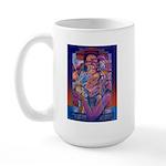 Offering to Quetzalcoatl Large Mug