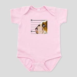 Bulldog Infant Bodysuit