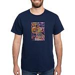 Huichol Eagle Dark T-Shirt
