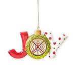 Tribal Spirit Elements Art Joy Ornament