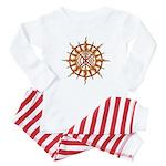 Tribal Spirit Elements Art Pajamas