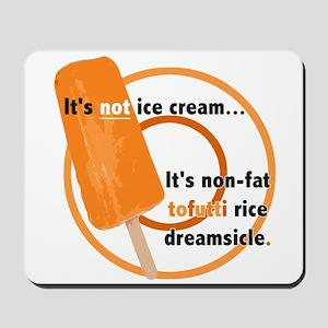 Tofutti Rice Dreamsicle Mousepad