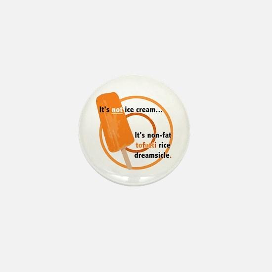 Tofutti Rice Dreamsicle Mini Button