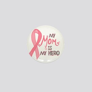 Mom Hero Mini Button
