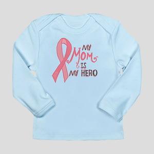 Mom Hero Long Sleeve Infant T-Shirt