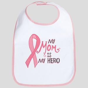 Mom Hero Bib