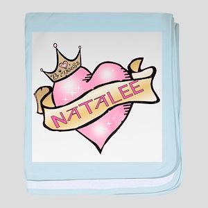 Sweetheart Natalee Custom Pri baby blanket