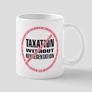 No Taxation Declaration Mug