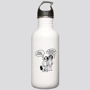 Poor Dad! Stainless Water Bottle 1.0L