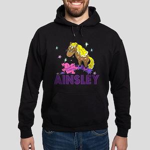I Dream Of Ponies Ainsley Hoodie (dark)