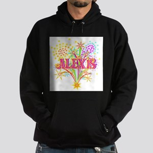 Sparkle Celebration Alexis Hoodie (dark)