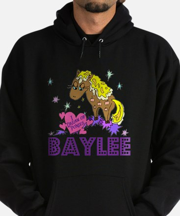 I Dream of Ponies Baylee Hoodie (dark)