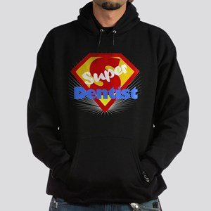 Super Dentist DDS Hoodie (dark)