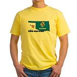ILY Oklahoma Yellow T-Shirt