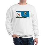 ILY Oklahoma Sweatshirt