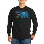 ILY Oklahoma Long Sleeve Dark T-Shirt