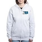 ILY Oklahoma Women's Zip Hoodie