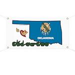 ILY Oklahoma Banner