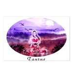 Taurus Postcards (Package of 8)