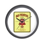 Old Prentice Whiskey - Wall Clock