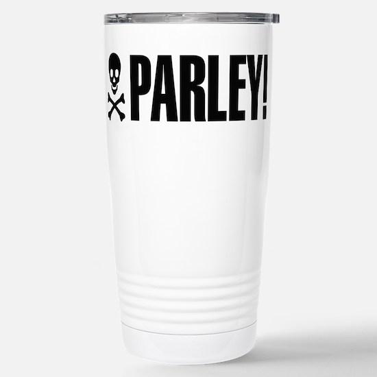 Parley! Stainless Steel Travel Mug