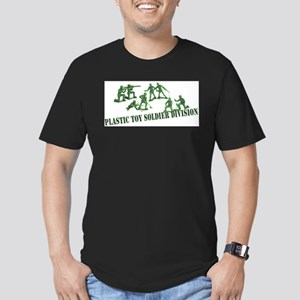 Plastic Toy Soldier Division Men's Fitted T-Shirt