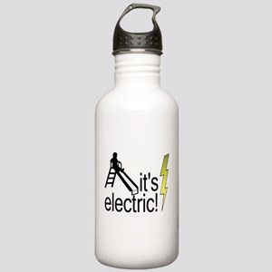 The Electric Slide Stainless Water Bottle 1.0L