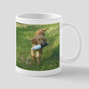 Puppy with Bumper Mug