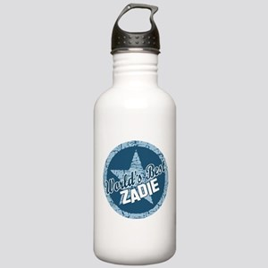 World's Best Zadie Stainless Water Bottle 1.0L