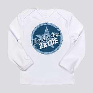 Worlds Best Zayde Long Sleeve Infant T-Shirt