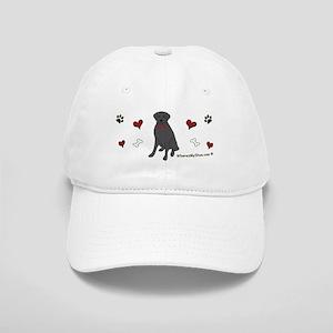 lab - black Cap