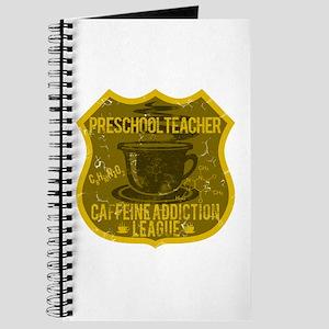 Preschool Caffeine Addiction Journal