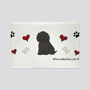 cockapoo Rectangle Magnet