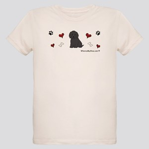 cockapoo Organic Kids T-Shirt