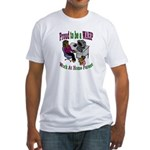 Proud WAHP Fitted T-Shirt