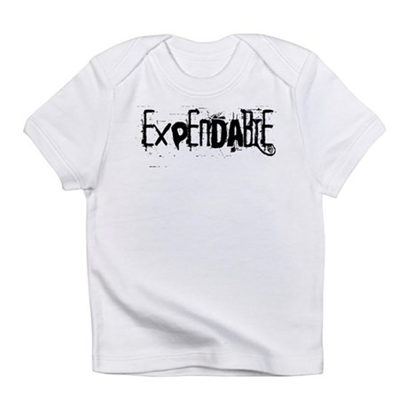 Expendable Infant T-Shirt