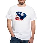 ILY South Carolina White T-Shirt