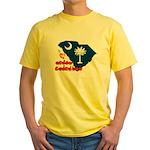 ILY South Carolina Yellow T-Shirt