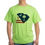 ILY South Carolina Green T-Shirt