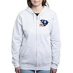 ILY South Carolina Women's Zip Hoodie