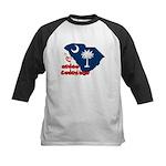 ILY South Carolina Kids Baseball Jersey