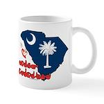 ILY South Carolina Mug