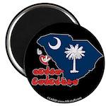 ILY South Carolina Magnet
