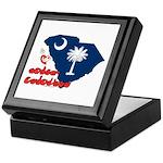 ILY South Carolina Keepsake Box