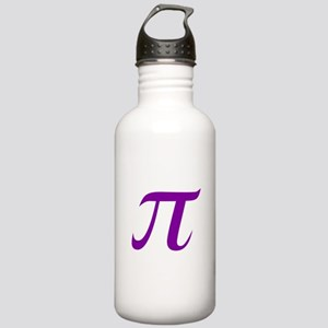 Purple Pi Stainless Water Bottle 1.0L