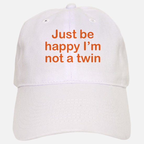 Not a Twin Baseball Baseball Cap