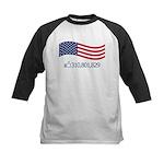 America Likes Kids Baseball Jersey