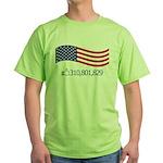 America Likes Green T-Shirt
