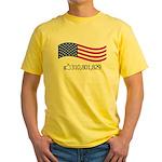 America Likes Yellow T-Shirt